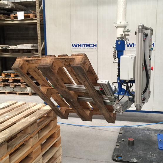ARMtech for pallets