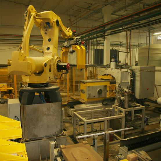 Complete production line installed in Mexico